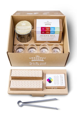 Eco Candle DIY Welcome Kit